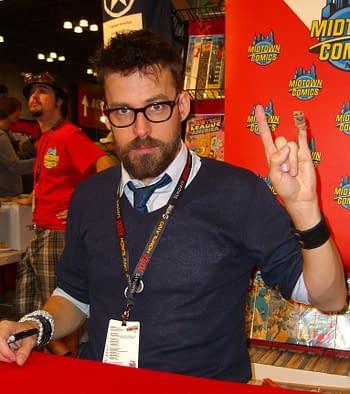Matt Fraction… Not on Jimmy Olsen? DC Fresh Stop?