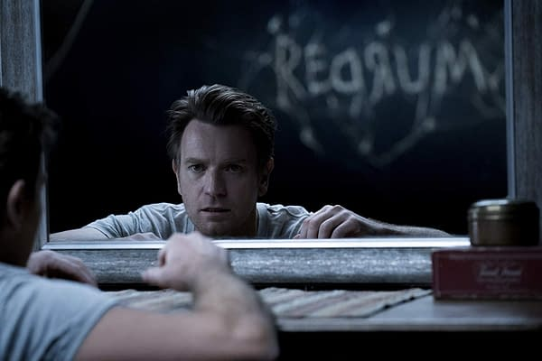 Doctor Sleep Director on Why Ewan McGregor is Perfect Casting