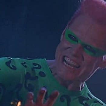 "Riddler Butthurt He Didn't Get Lex Luthor's ""Dark Gift"" in Year of the Villain One-Shot"