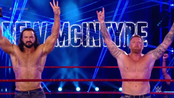 Drew McIntyre wishes Heath Slater best of luck in Impact Wrestling