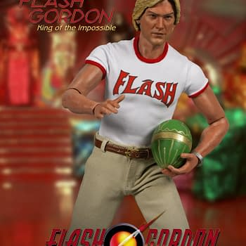 Flash Gordon Getting a 1/6 Scale Figure from BIG Chief Studios