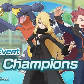 Pokémon Masters Launches A New Two Champions Story Event