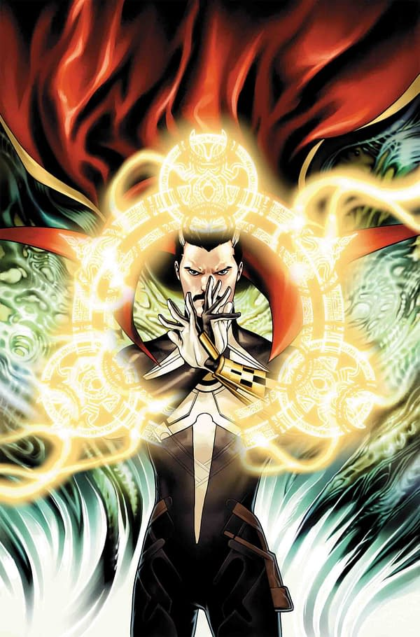 Doctor Strange Celebrates 400th Issue Milestone With Six Dollar Comic