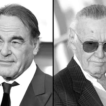 Stan Lee Oliver Stone and the Mystery of the Lost Stan Lee Movie Cameo