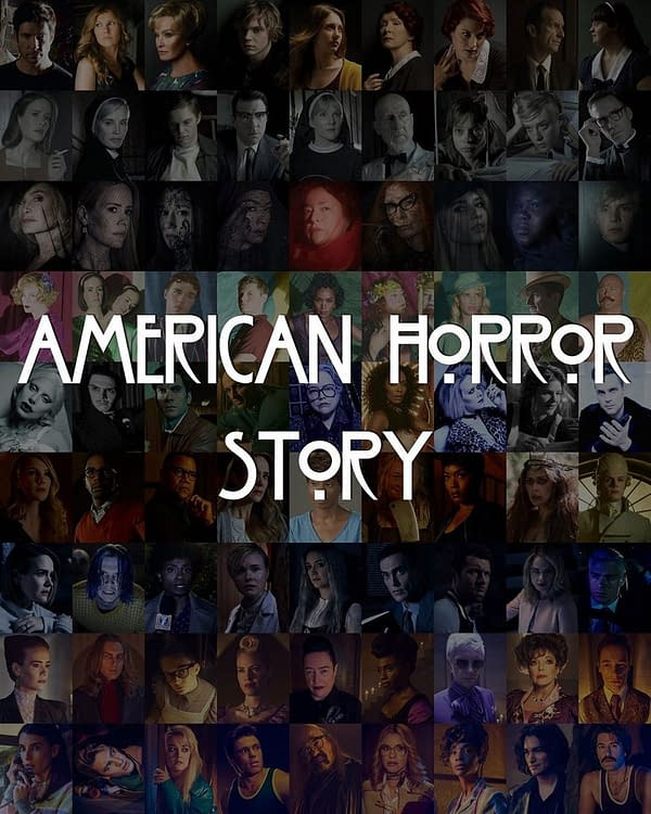 A look back at nine seasons of American Horror Story (Image: FX Networks)