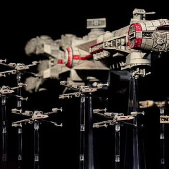 """""""Star Wars: X-Wing"""" Braces for the Return of Huge Ships to Combat"""