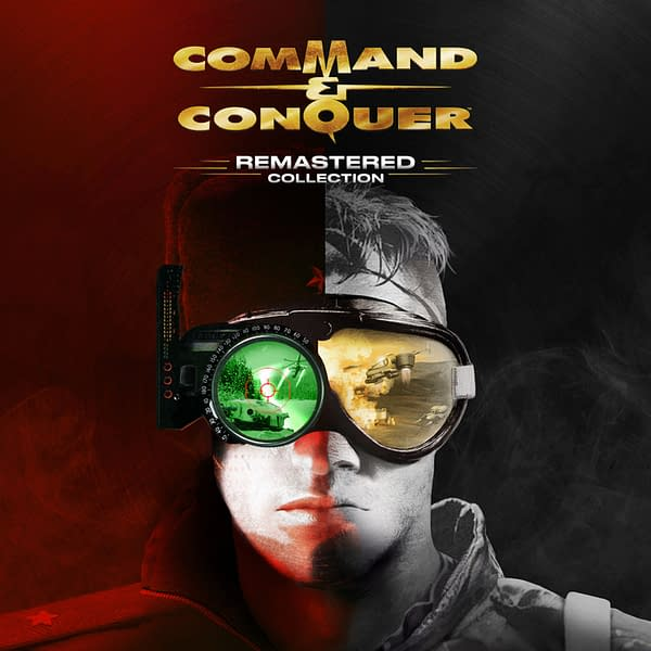 "Electronic Arts Announces ""Command & Conquer Remastered Collection"""