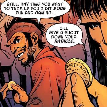When Alan Davis Draws You as a Scoundrel Rat For Savage Sword Of Conan #10
