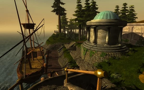 Myst is being adapted for television, courtesy of Cyan.
