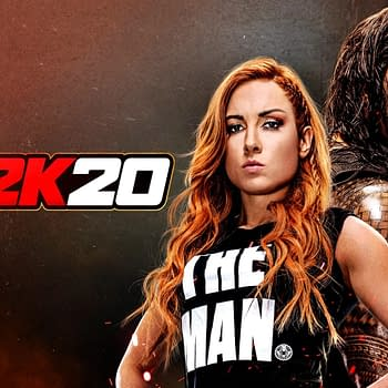 WWE 2K20 Side View