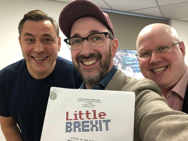 Matt Lucas and David Walliams Revive Little Britain for Brexit