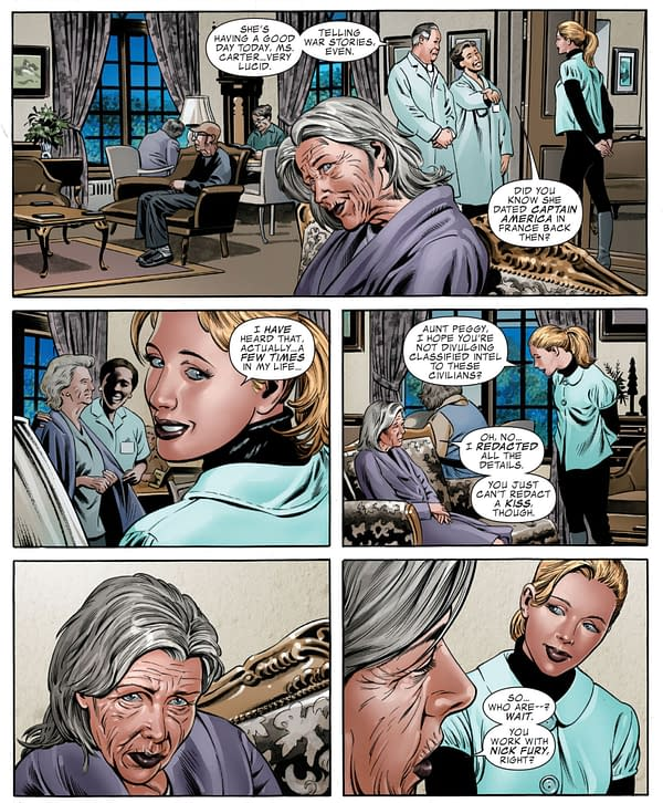 Captain America No More (Again)... But One Very Surprising Character Resurrected (Major Spoilers)