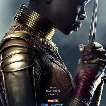Deleted Scene from Black Panther has Okoye and WKabi Fighting About Killmonger