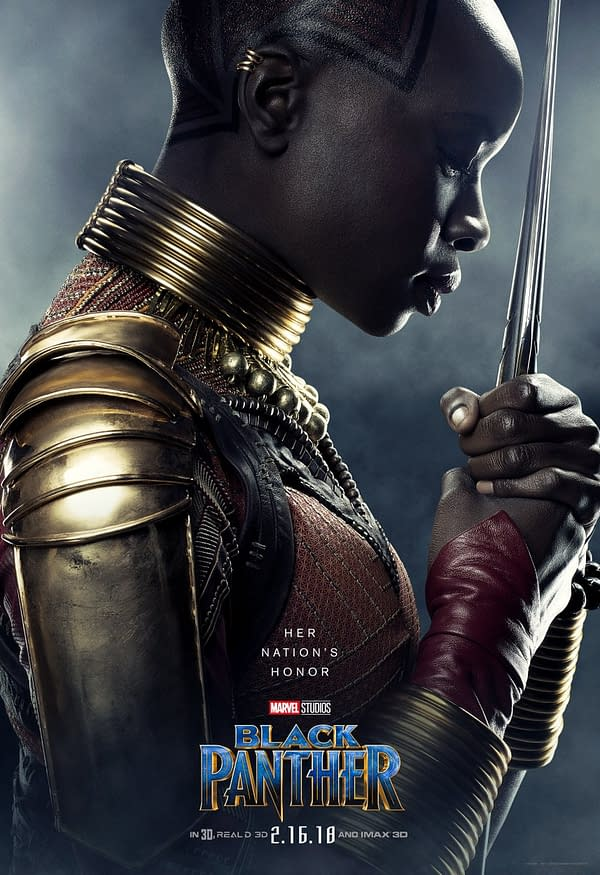 Let's Talk About the Women of Black Panther, the Strength and Heart of Wakanda