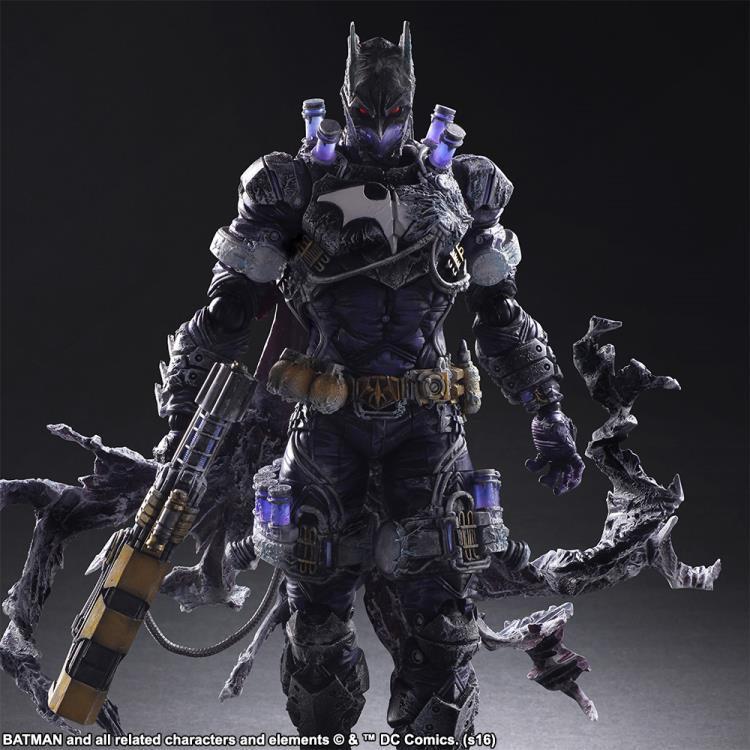 Square Enix Play Arts Kai Batman Figure Mr. Freeze