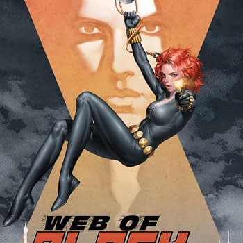Jody Houser and Stephen Mooney Spin the Web of Black Widow at Marvel in September