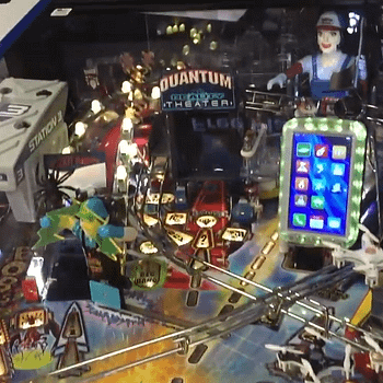 Are You Dialed In Jersey Jacks Smartphone-Themed Pinball Machine