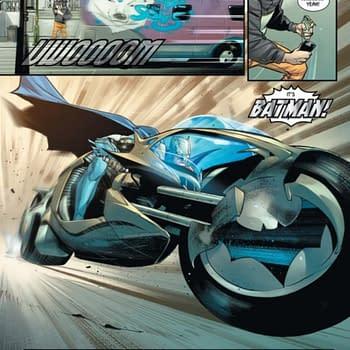 Does Batman Really Debut in His Dream Suit in Batman #96? (Spoilers)