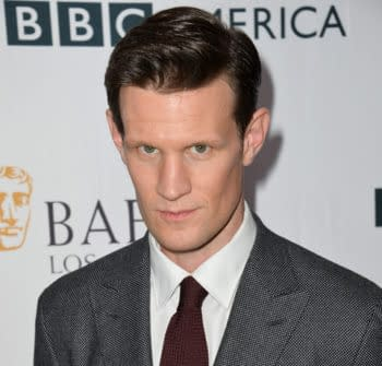 Matt Smith Goes from Playing Prince Philip to Charles Manson