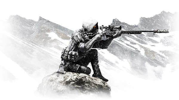 Sniper Ghost Warrior Contracts Artwork