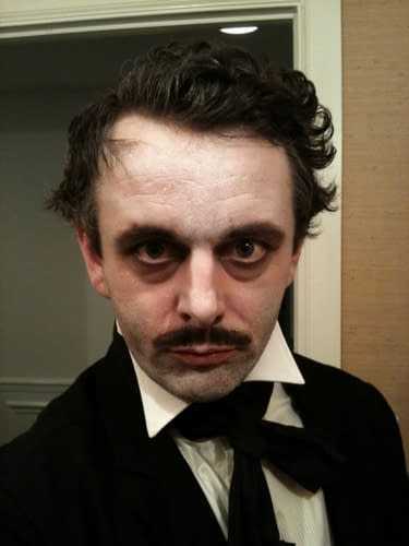 Dave McKean Movie Updates: Michael Sheen As Edgar Allan Poe, The Gospel Of Us And Luna