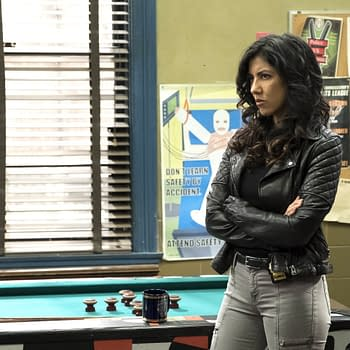 Brooklyn Nine-Nines Stephanie Beatriz Throws Her Name In The Ring For America Chavez