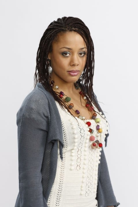 What Is Nina Toussaint-White To Doctor Who?