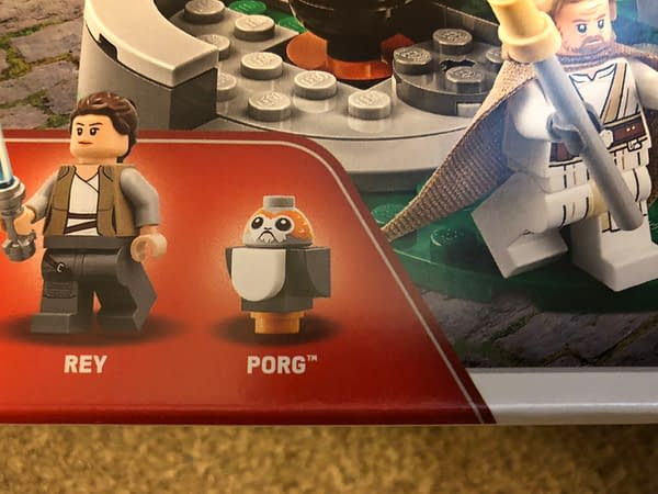 LEGO Star Wars Ahch To Training Set 3
