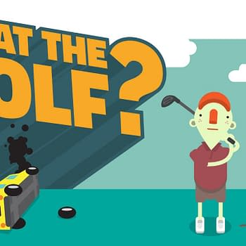 What The Golf Celebrates the Art of Failure in New Trailer