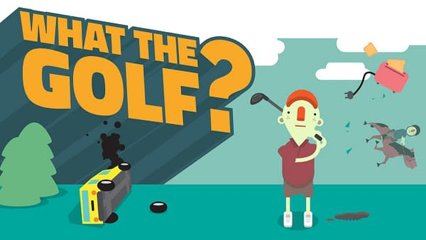 What The Golf? Celebrates the Art of Failure in New Trailer