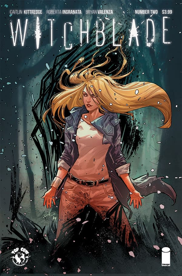 Relaunched Witchblade #1 Sells Out, Gets Second Printing