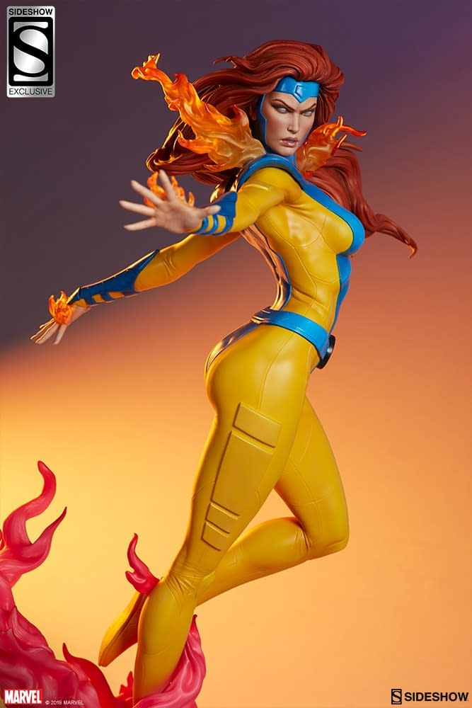 Jean Grey Gets a Premium Format Figure From Sideshow Collectibles