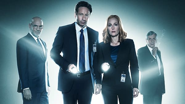 X-Files Season 11: Live Tweet Along With Us During The Premiere