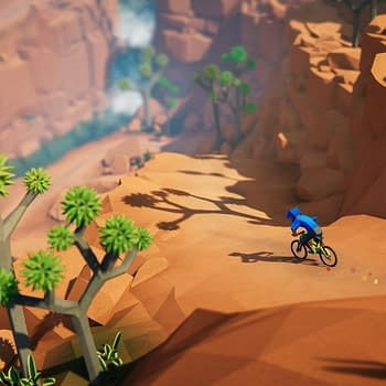 """Lonely Mountains: Downhill"" Wrecked Our Bike During PAX West"