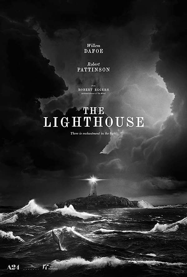 """New Trailer for A24's """"The Lighthouse"""" is Very A24-y"""