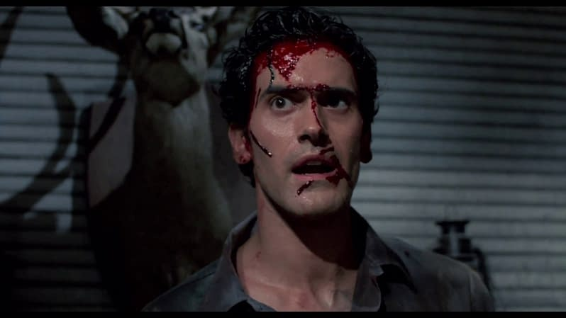 EVIL DEAD II - On 4K Ultra HD Combo Pack December 11!
