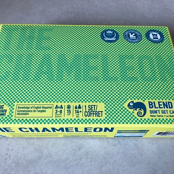 Review: The Chameleon By Big Potato Games