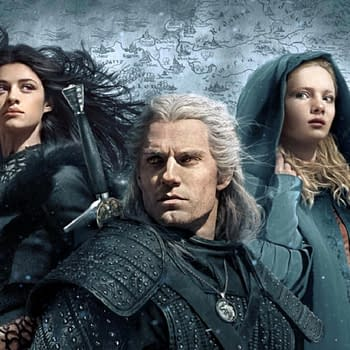 The Witcher (Image: Netflix)