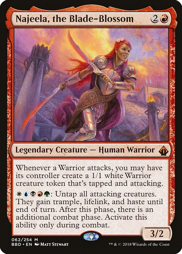 """Najeela, the Blade-Blossom"" Deck Tech - ""Magic: The Gathering"""