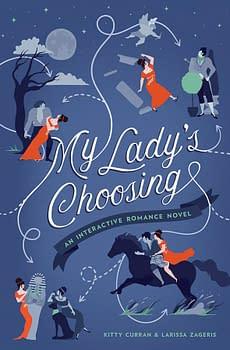 My Lady's Choosing… to Read Bleeding Cool