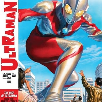 The Birth Of Ultraman Coming To Blu-ray On July 10th Ultraman Day
