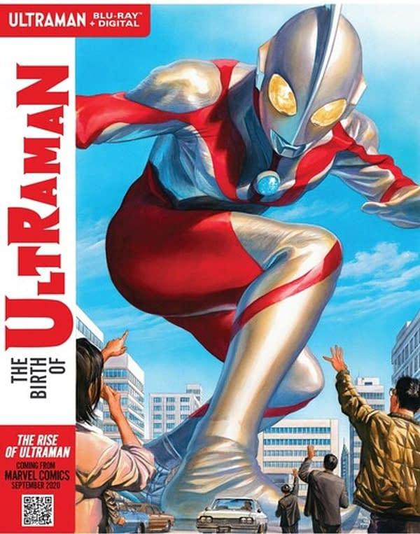 La naissance d'Ultraman arrive sur Blu-ray le 10 juillet, jour d'Ultraman