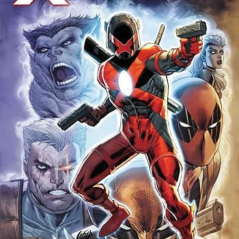 Rob Liefelds Huge X-Men Crossover Revealed Major X Starts in April