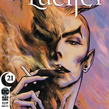 Lucifer Cancelled, Final Story Released as a Graphic Novel