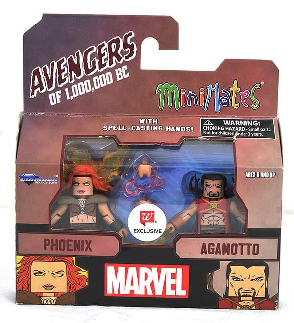 Avengers 1,000,000 Minimates Packaged 3
