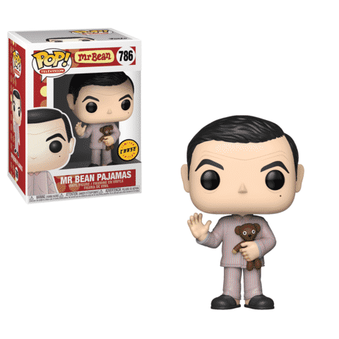 Funko Mr. Bean PJs Pop Chase