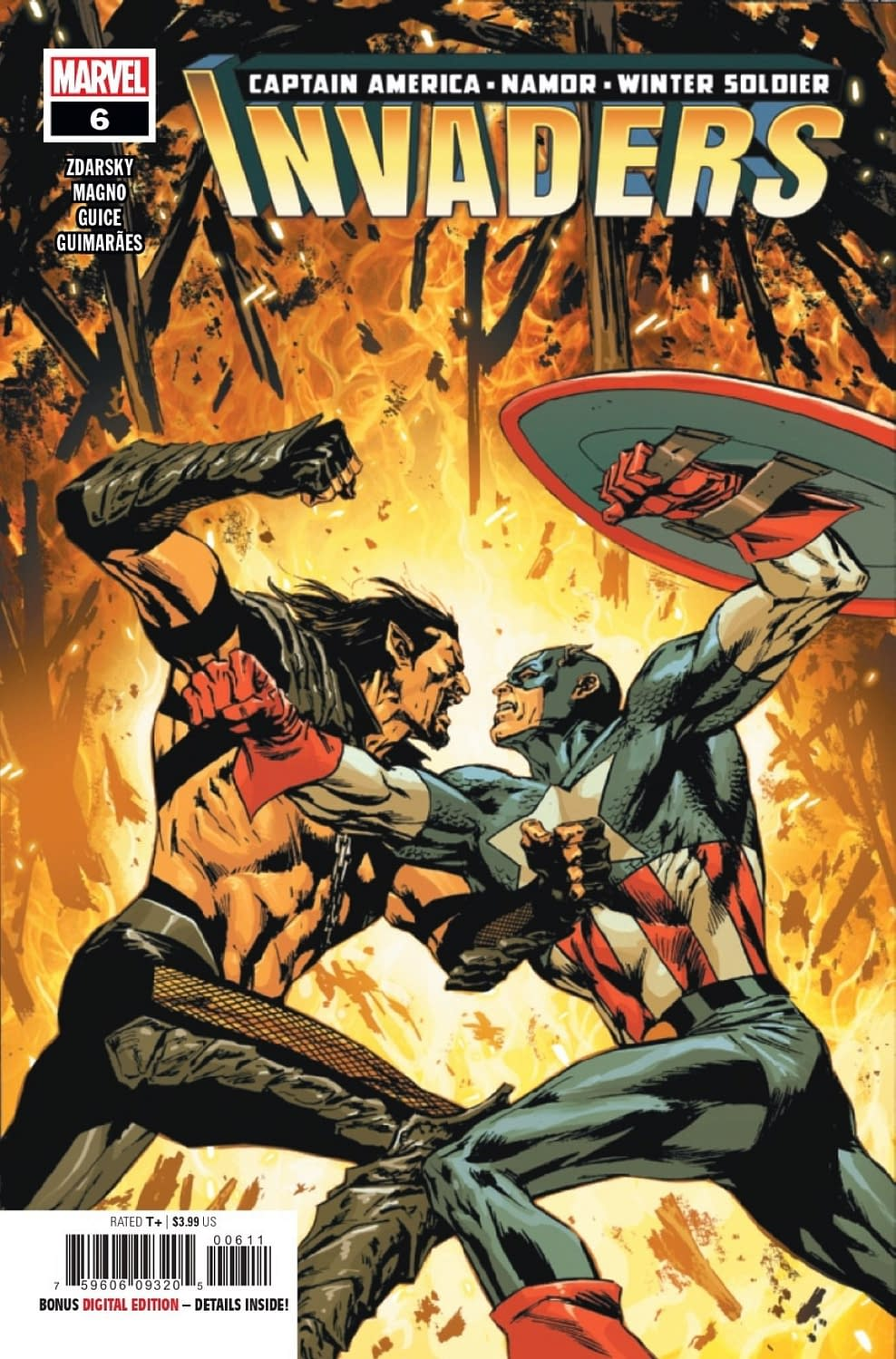 Invaders #6 Preview