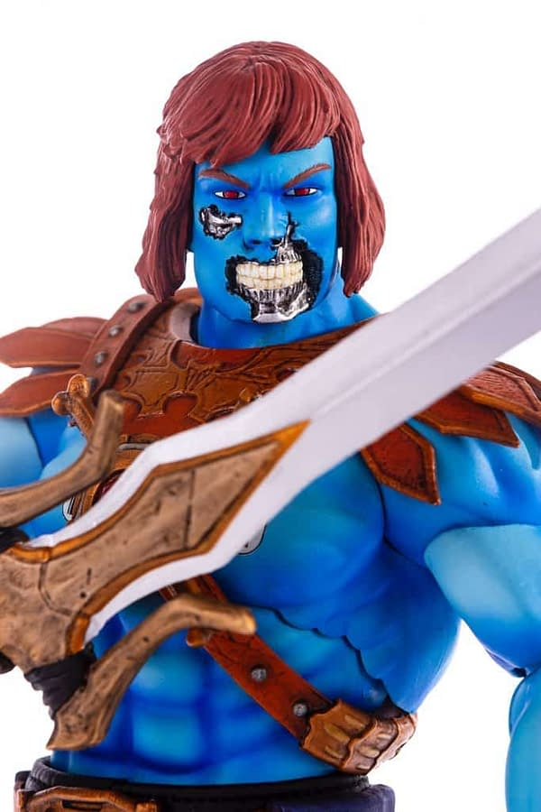 Mondo Masters of the Universe 1/6th Scale Faker Up For Preorder