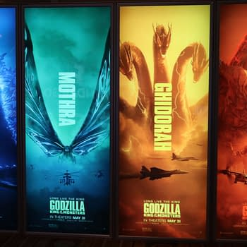 [CinemaCon 2019] Legendary Brings Godzilla: King of the Monsters Sneak Peak and a Detective Pikachu Chip