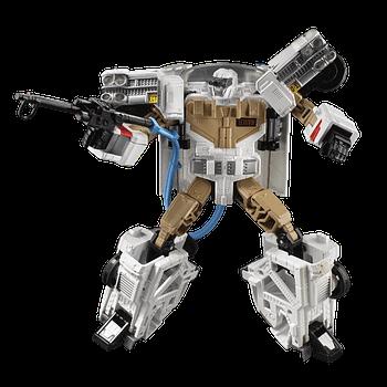 Transformers Ghostbusters ECTO-1 Ectotron 1